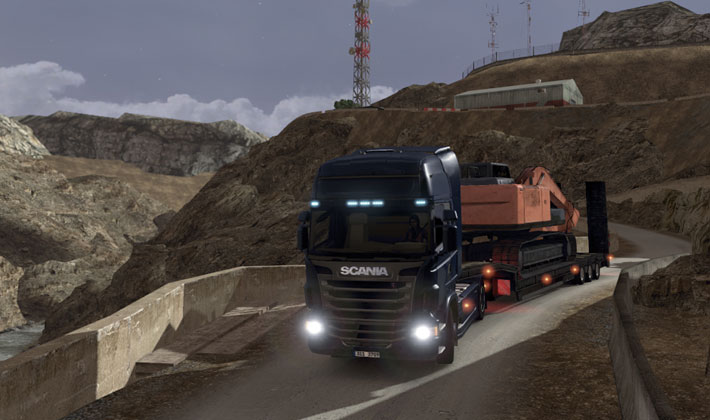 Scania Truck Driving Simulator (Review) PC « Pixel Perfect Gaming