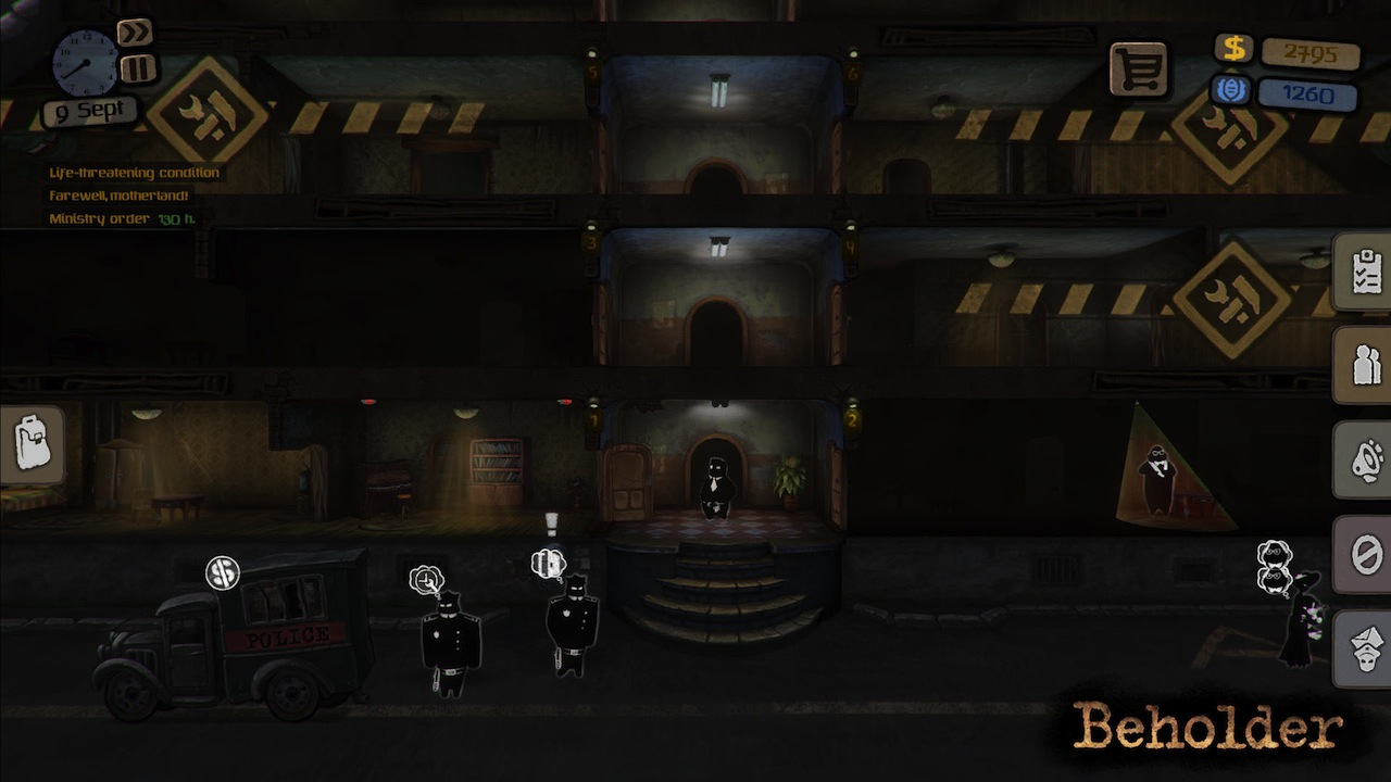 Beholder – Now Available on Steam « Pixel Perfect Gaming