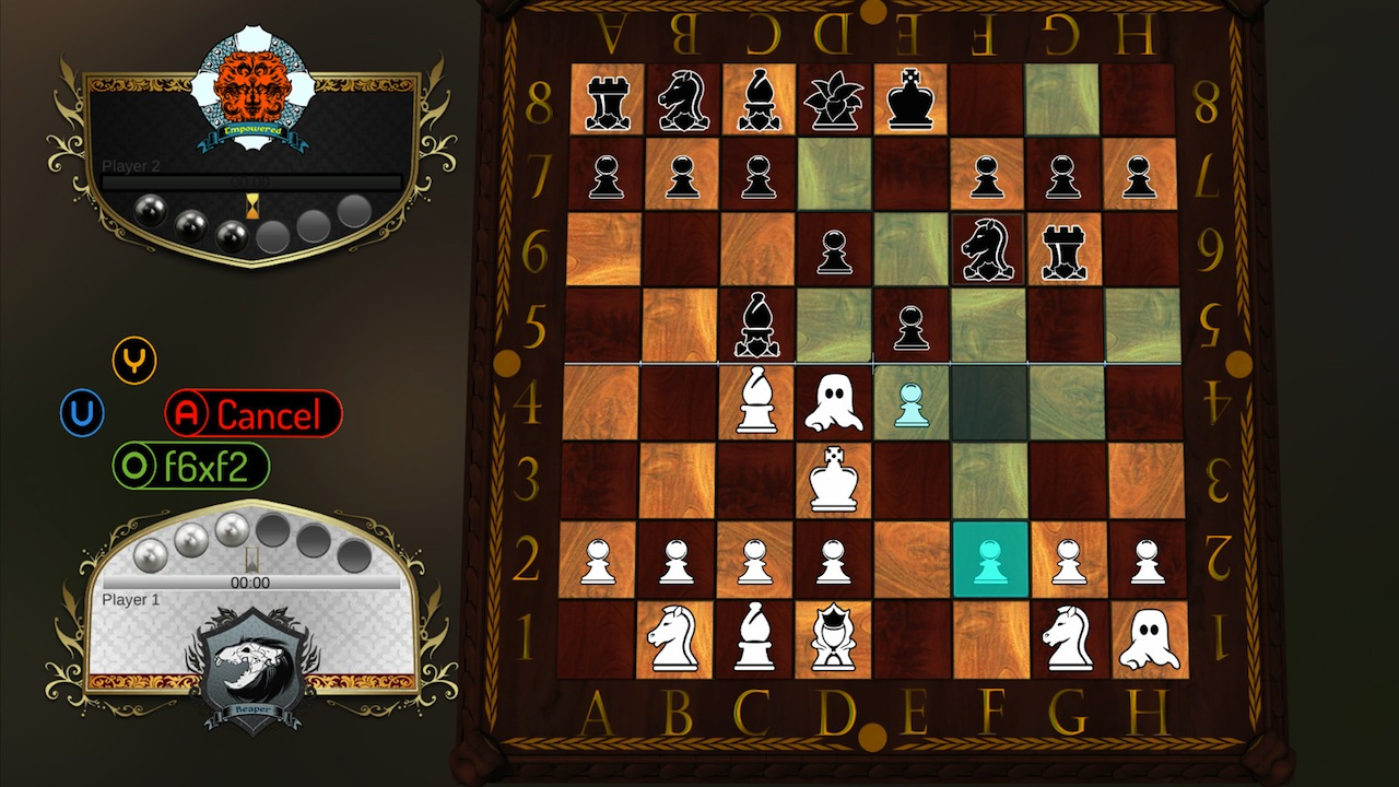 Chess 2: The Sequel – Now Available Exclusively on OUYA