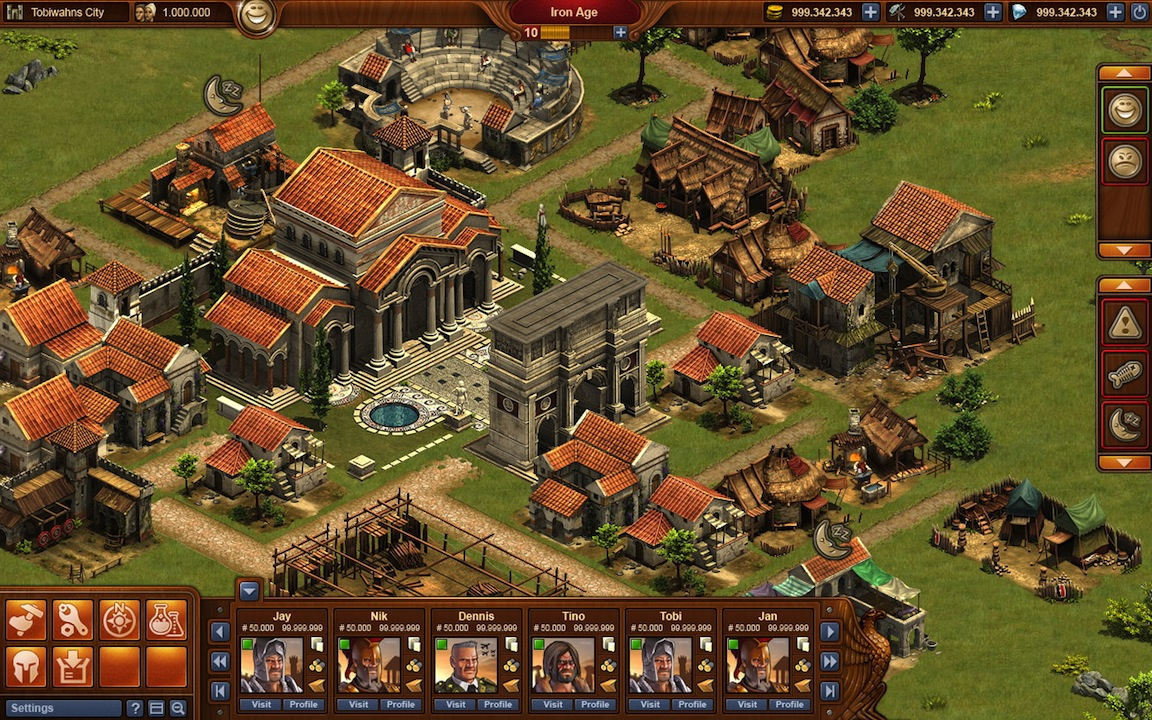 forge of empires new screenshots pixel perfect gaming. Black Bedroom Furniture Sets. Home Design Ideas