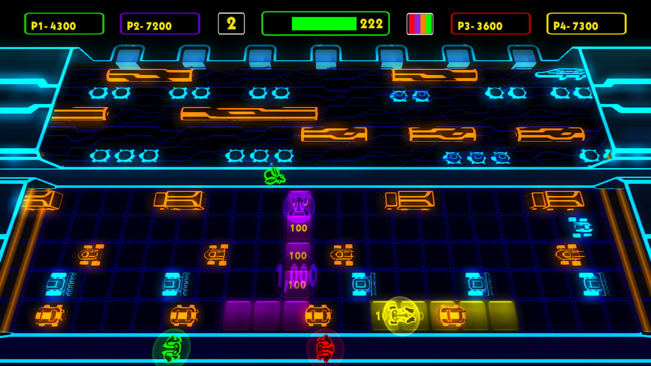Frogger: Hyper Arcade Edition ? New Screenshots
