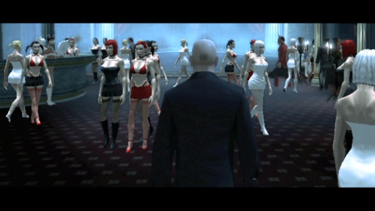 hitman online game agent alice
