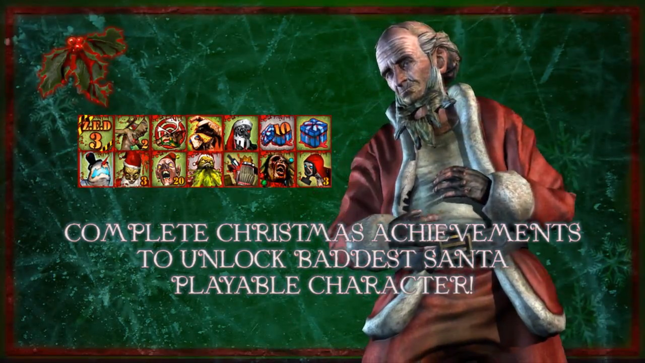 Killing Floor – Twisted X-Mas & Free Weekend Event « Pixel Perfect ...