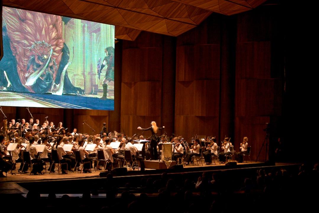 Pittsburgh Symphony Orchestra Eimear Noone - conductorThe Mann CenterPhiladelphia, PaJuly 26, 2012DerekBrad.com