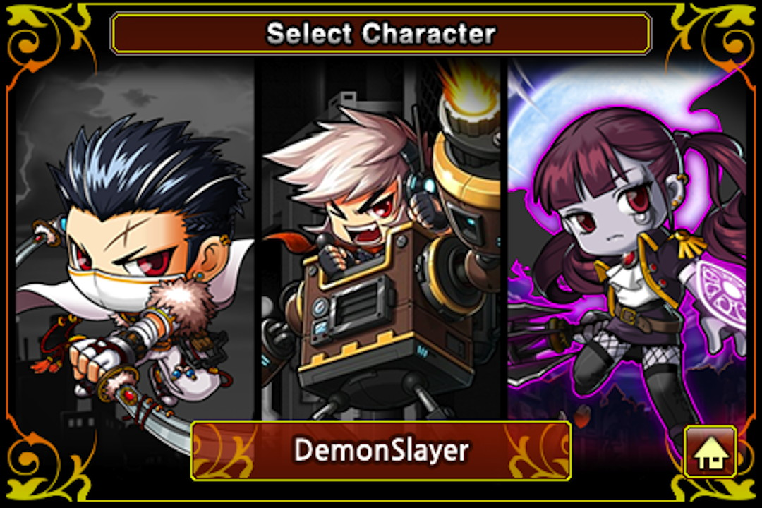 Maplestory live demon slayer update now available for Demon slayer