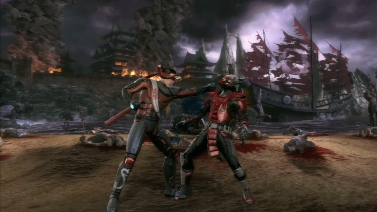 Игру Mortal Kombat 9 Через Торрент