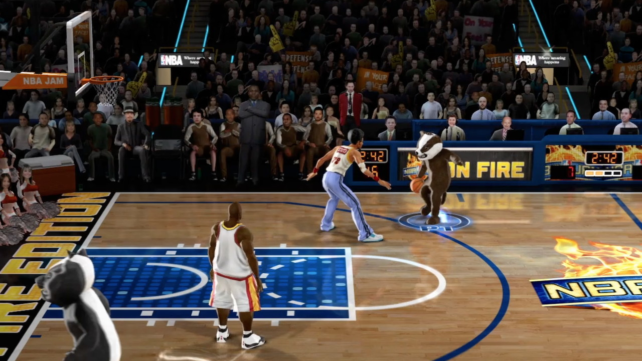 NBA JAM: On Fire Edition – Launch Trailer « Pixel Perfect ...