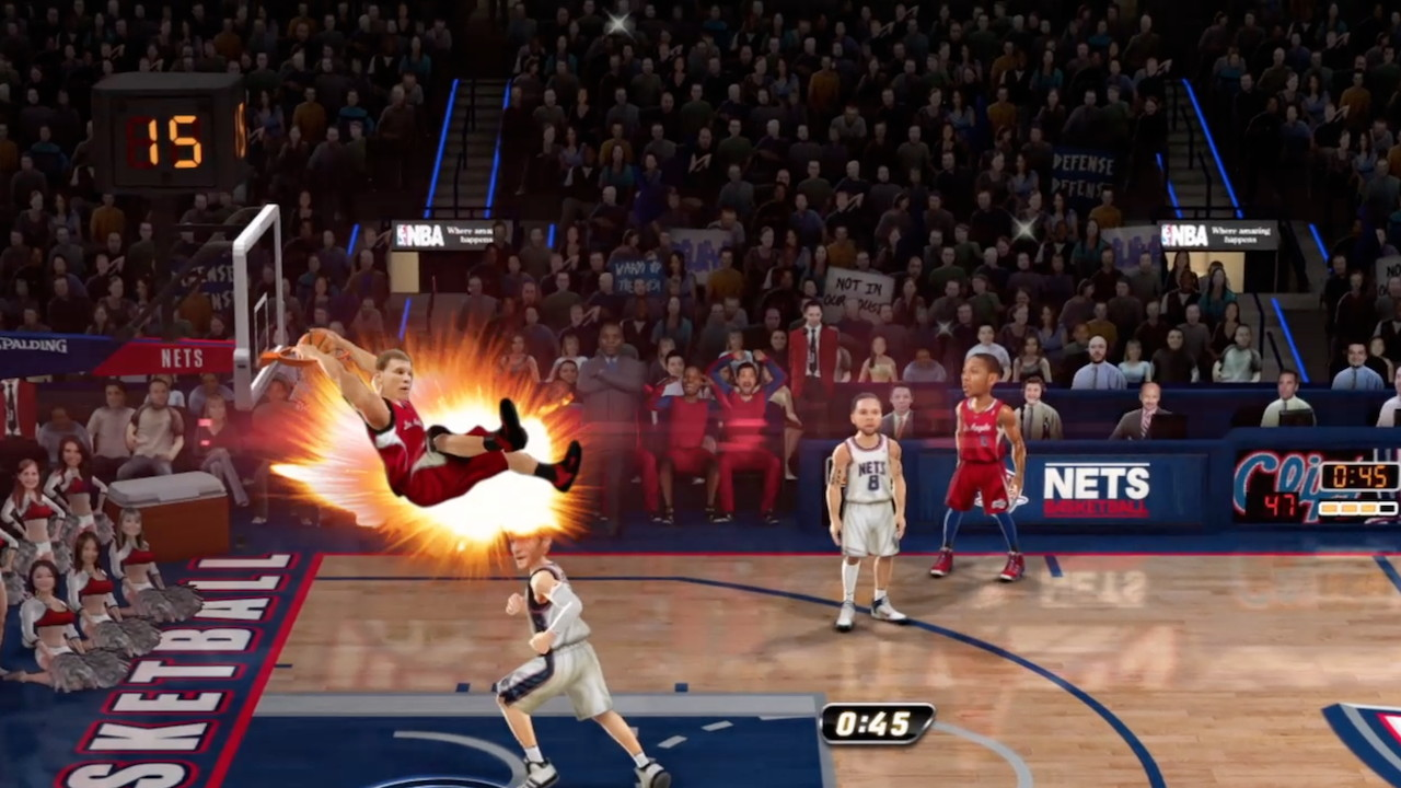 Nba Jam On Fire Edition Launch Trailer 171 Pixel Perfect