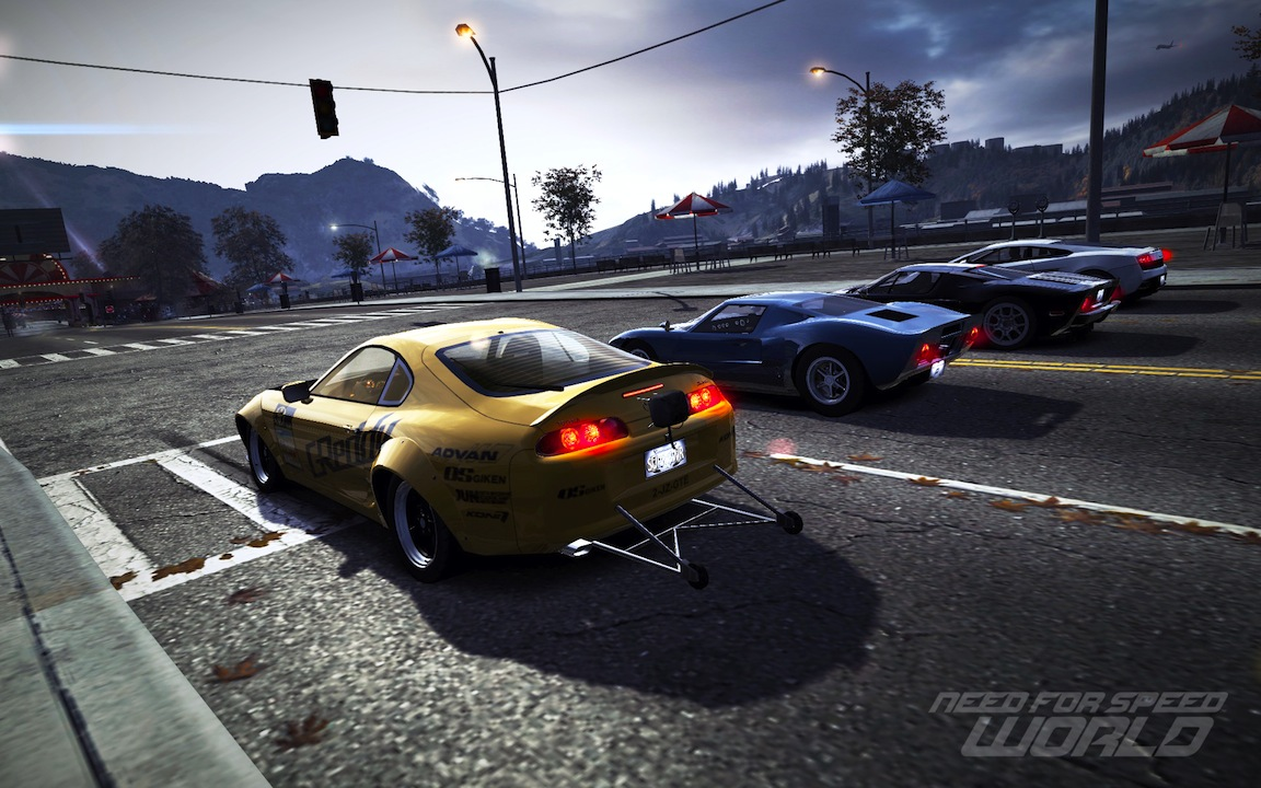 need for speed world receives new drag racing mode pixel perfect gaming. Black Bedroom Furniture Sets. Home Design Ideas