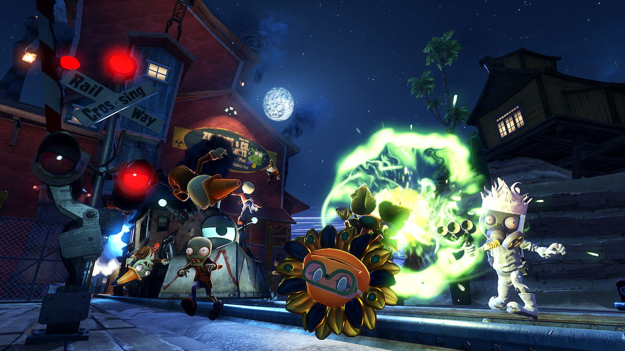 Plants Vs Zombies Garden Warfare Now Available For