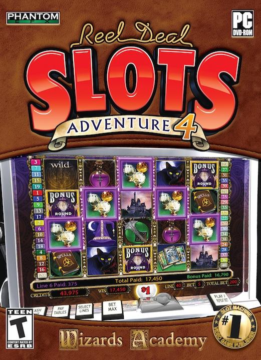 Reel Deal Slots Downloads