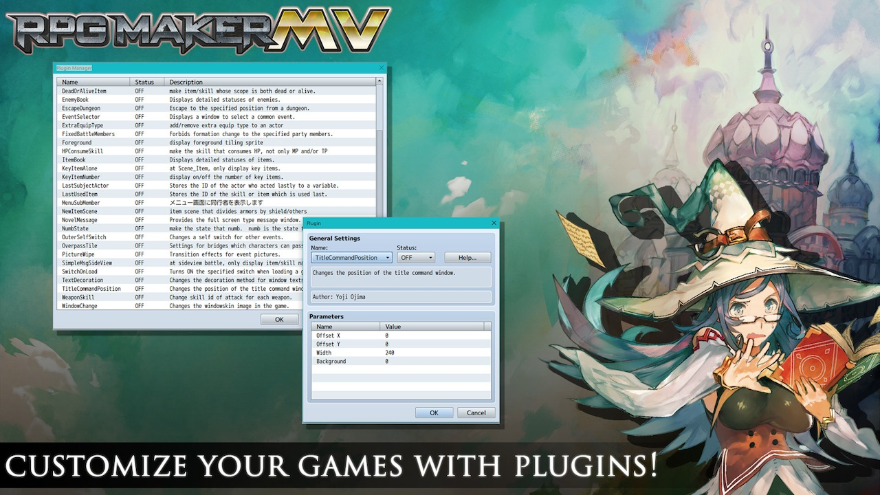 RPG Maker MV – Now Available for Pre-order « Pixel Perfect