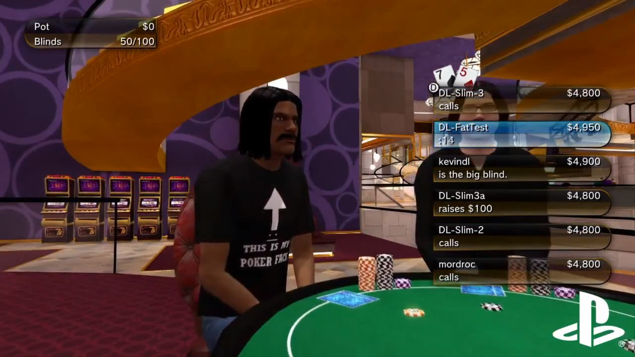 free casino chips playstation home