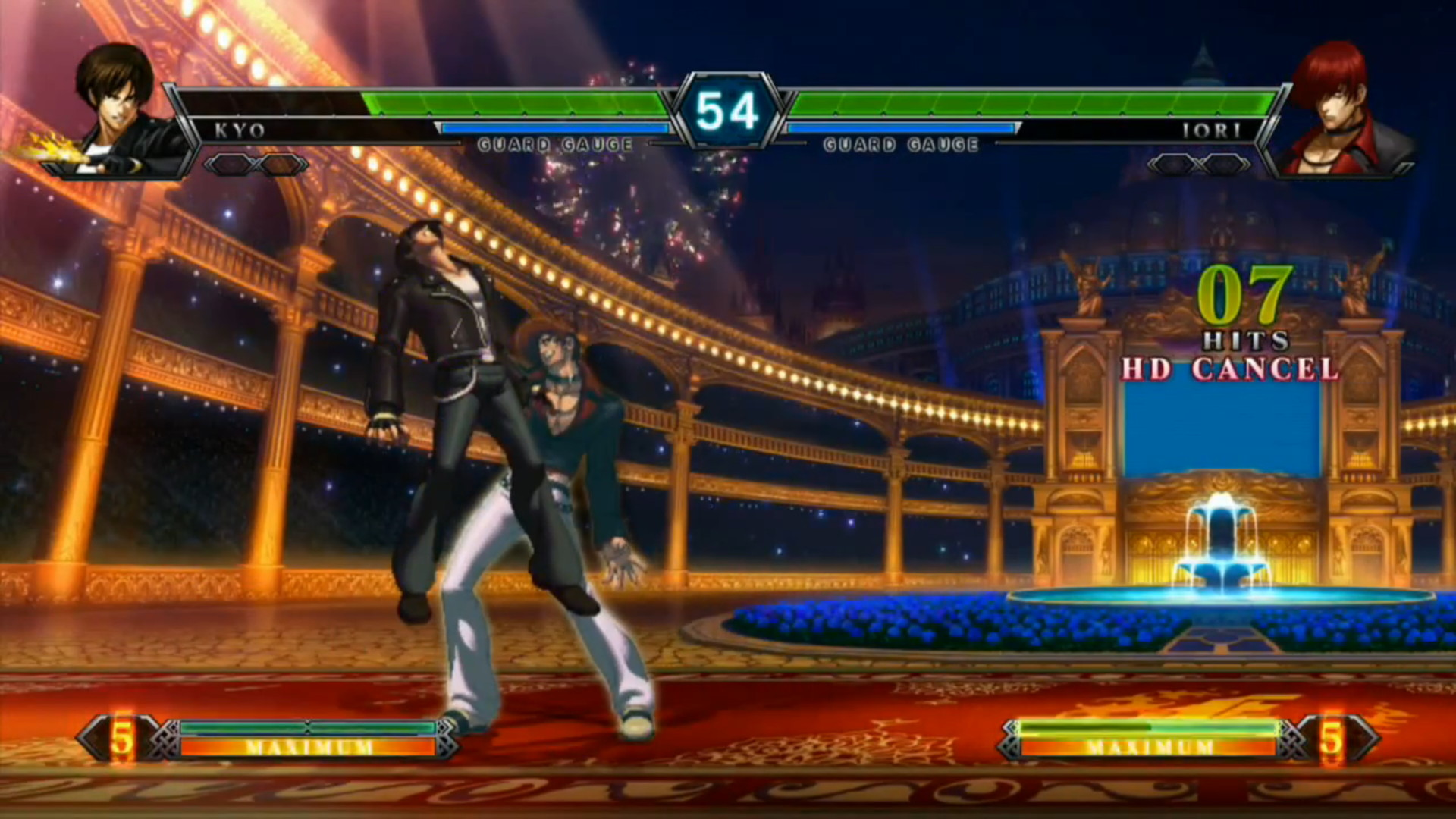New game snk playmore releases the king of fighters 97 into the play store, a