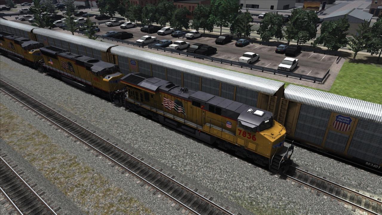 Train Simulator System Requirements