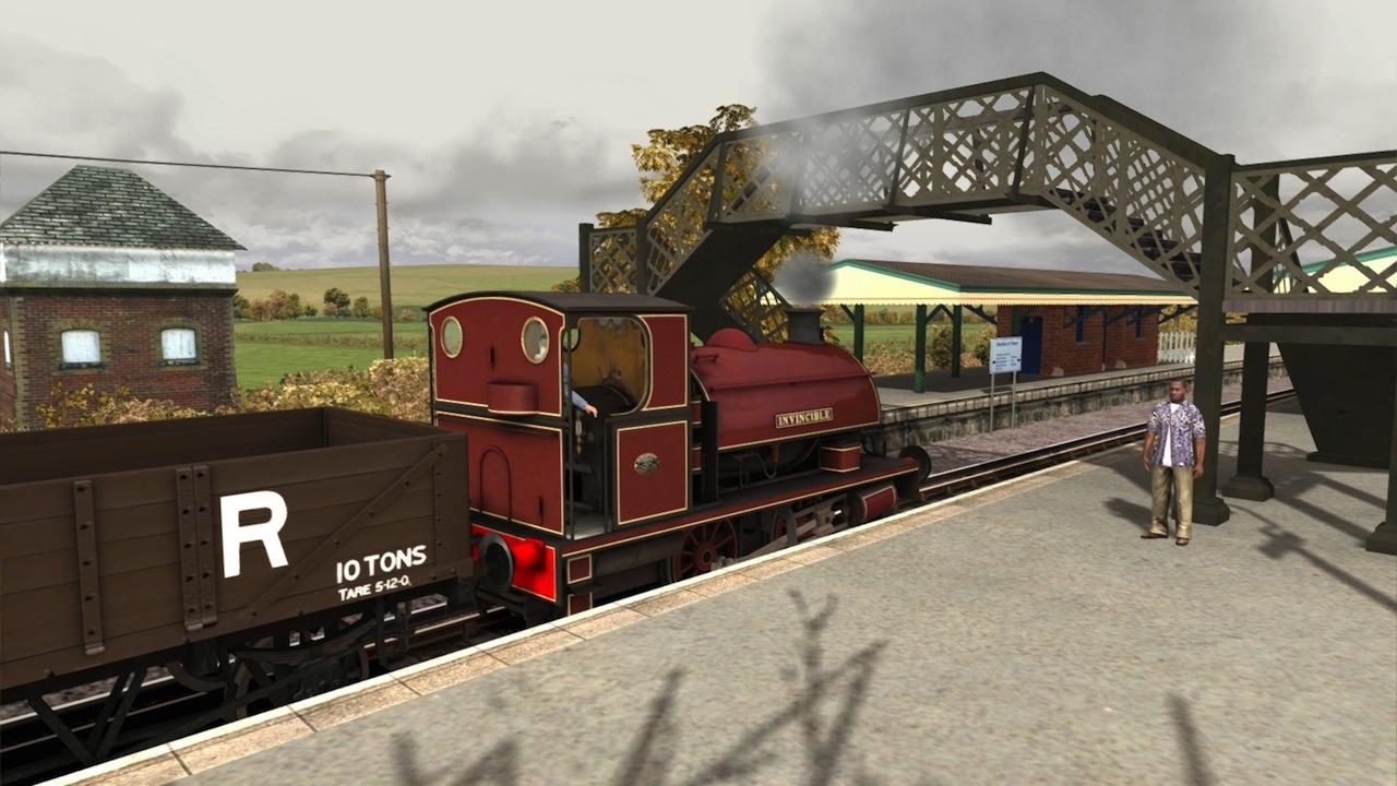 Can I Run Train Simulator PC requirements