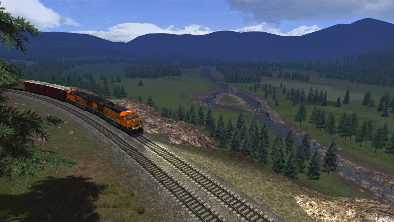 Railworks 2013 marias pass webcam