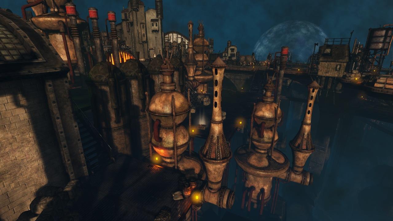 The Incredible Adventures of Van Helsing II: Ink Hunt 2014 pc game Img-4