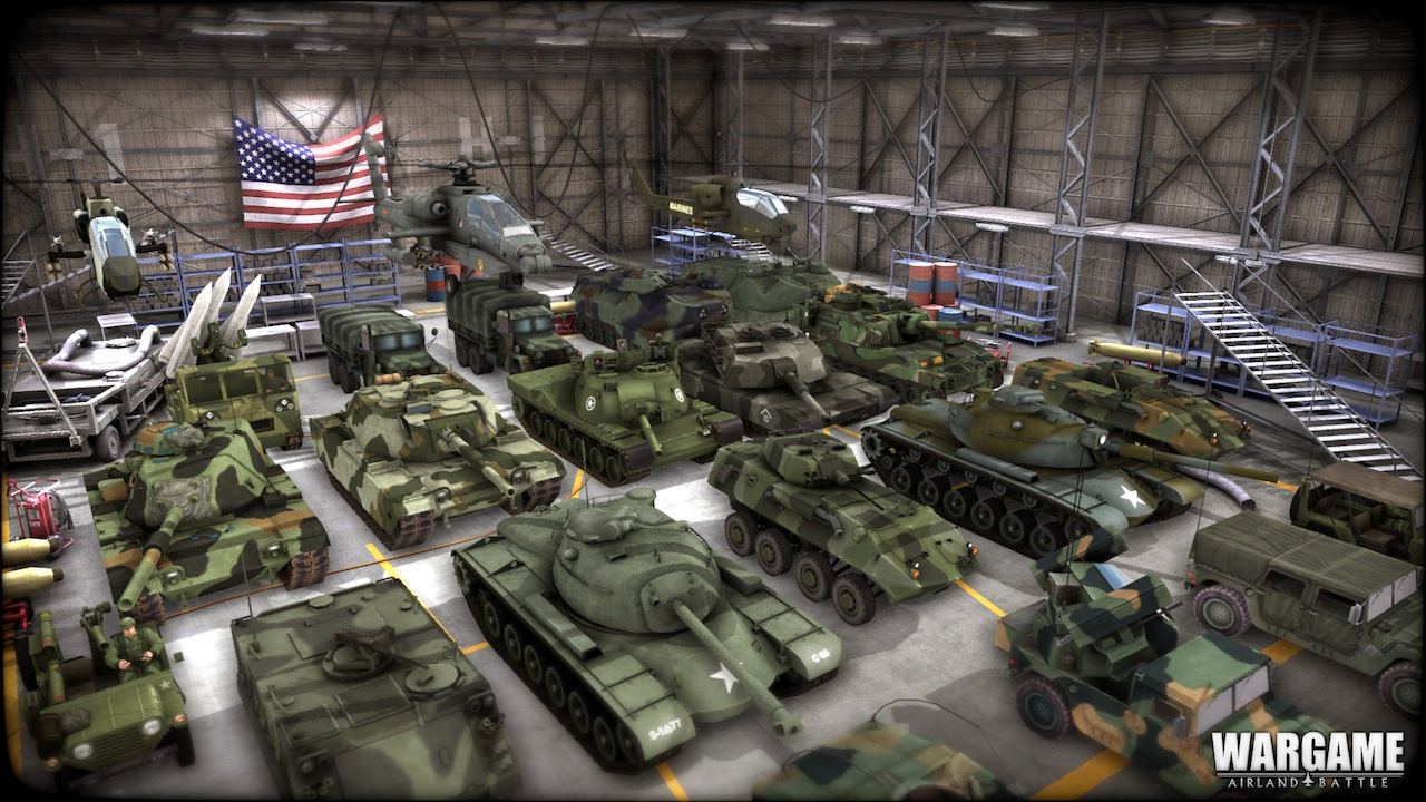 wargame airland battle american units revealed 171 pixel