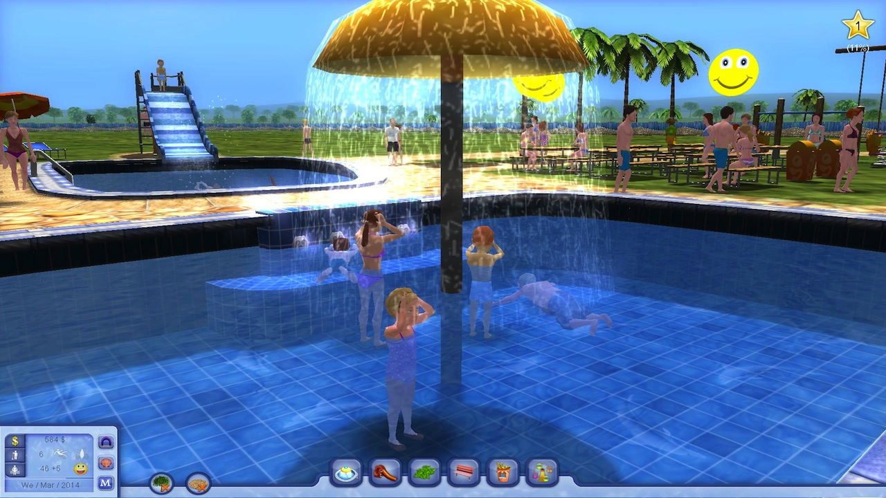 Water Park Tycoon – Now Available « Pixel Perfect Gaming