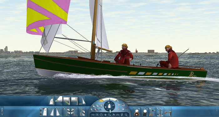Sail Simulator 2010 Goes Gold For Our European Readers