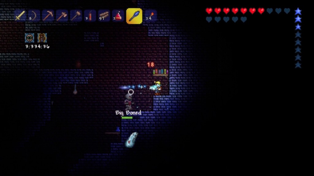 terraria how to give yourself items
