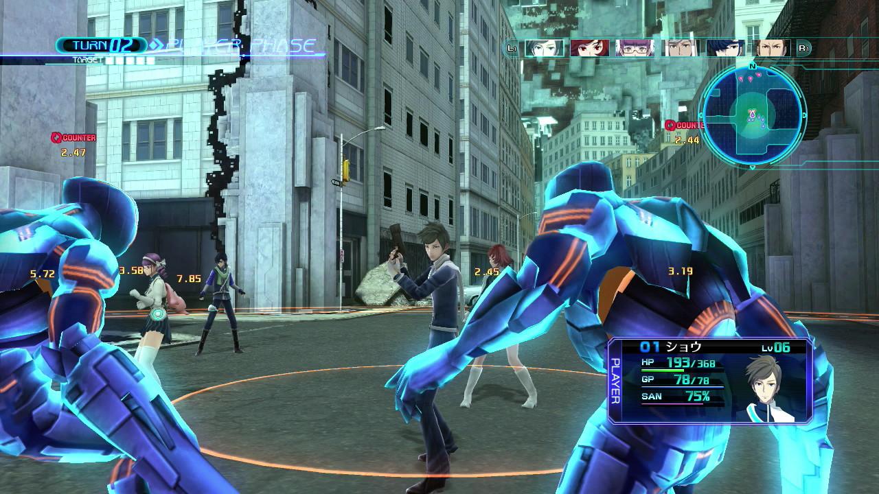 Review: Lost Dimension (PSVita) « Pixel Perfect Gaming