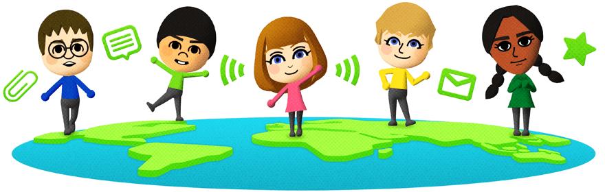 Nintendo MiiVerse Wii U