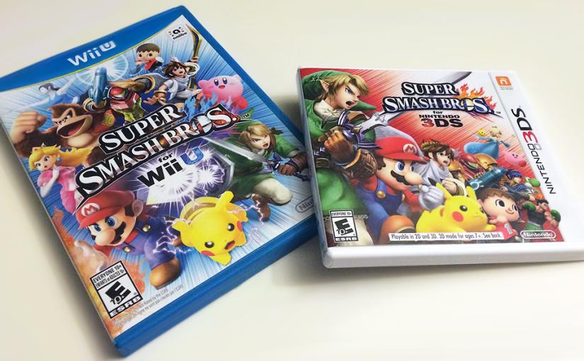 SSuper Smash Brothers Nintendo Wii U, Nintendo 3DS