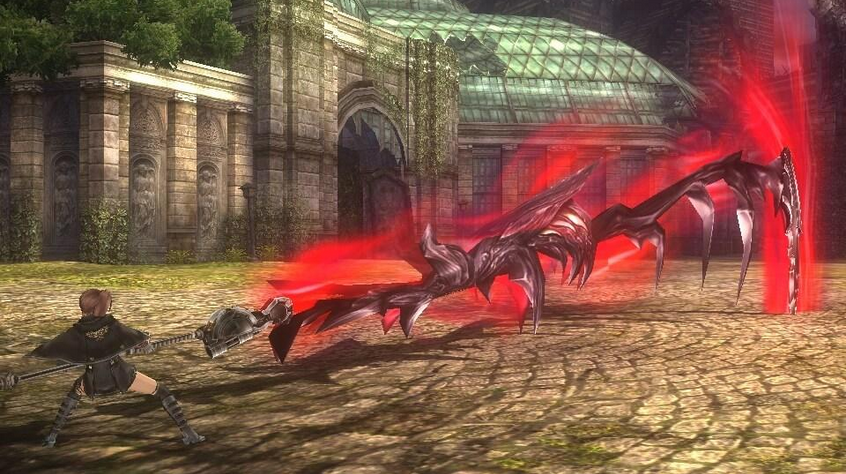 God Eater 2 Rage Burst Playstation 4