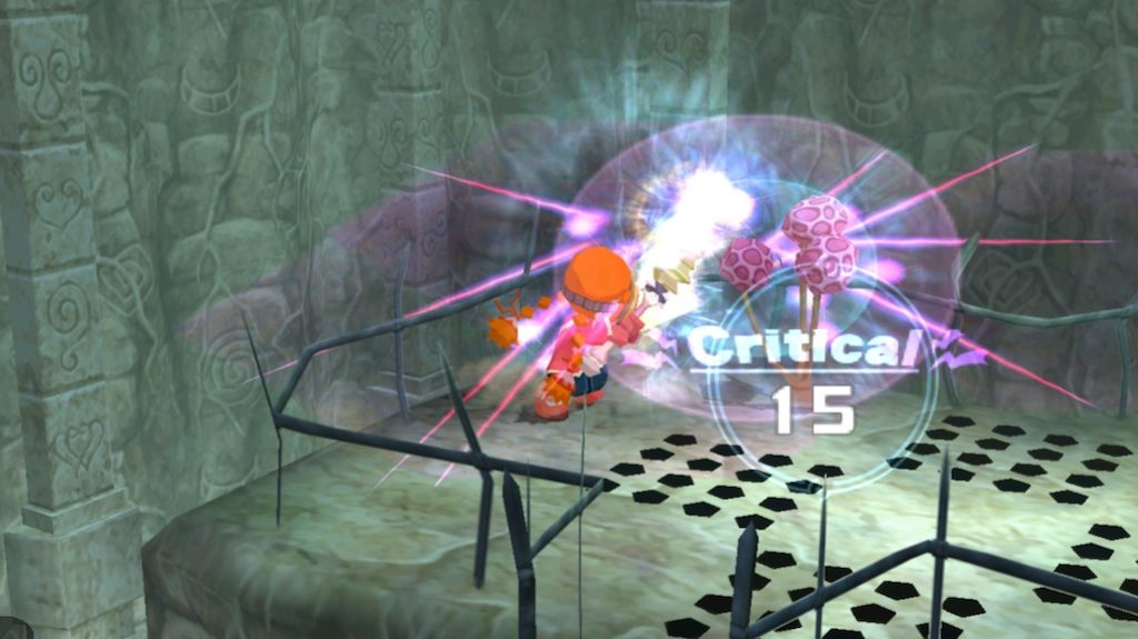 Gurumin 3D A Monstrous Adventure