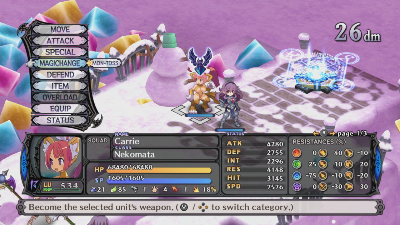 Disgaea 5 Complete (Review) Nintendo Switch « Pixel