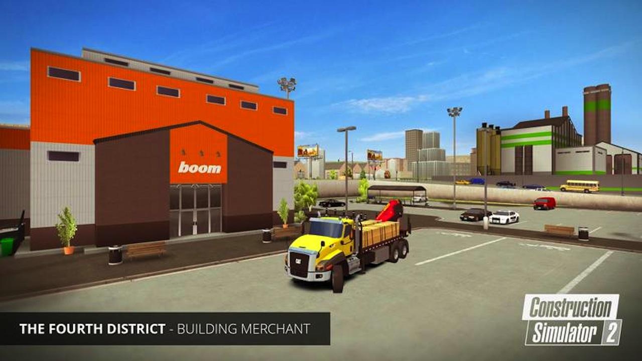 Construction Simulator 2 – Launch Trailer « Pixel Perfect Gaming