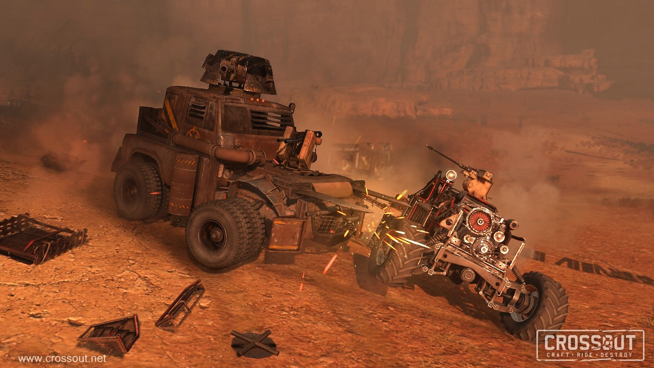 Crossout – Now Available for PS4 & Xbox One « Pixel Perfect
